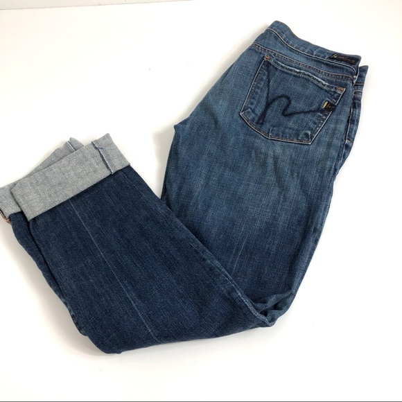 Citizens Of Humanity Denim - Citizen of Humanity Kelly #001 Bootcut Jeans 28